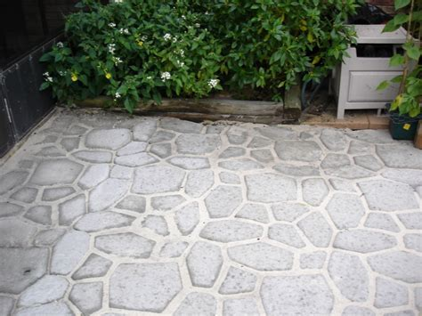 Outdoor : How To Build Diy Concrete Pavers Concrete Paver