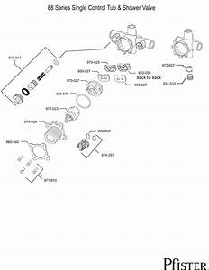 31 Price Pfister Shower Valve Parts Diagram