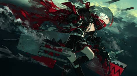 admiral graf spee azur lane hd wallpapers background