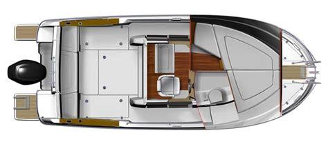 tablette de cuisine bateau à moteur barracuda 7 bateau yacht beneteau