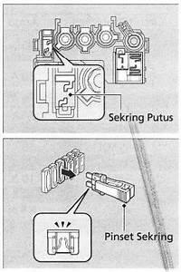 Cara Menemukan Letak Sekering Pada Mobil Honda Brio Satya