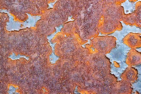 rust coloured