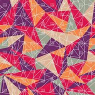 Colorful Abstract Geometric Patterns