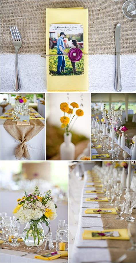 vintage chic wedding decor pinterest runners wedding