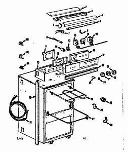 Kenmore Model 1034076540 Ranges  Electric Genuine Parts