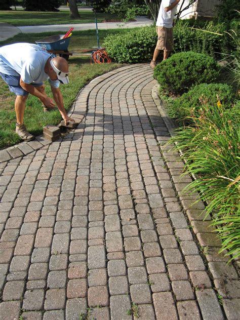 cost to install pavers brick pavers canton plymouth northville ann arbor patio patios repair sealing