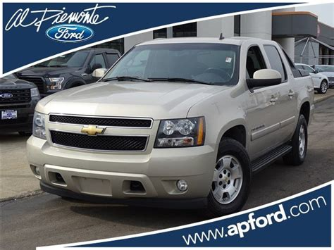chevrolet avalanche cars  sale