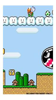 super, Mario, World, Retro, Games Wallpapers HD / Desktop ...