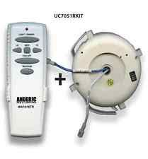 hton bay replacement ceiling fan receiver uc7067ry w