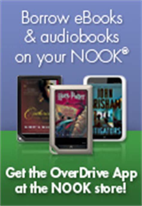 Overdrive Media Console Update by Ebook Update Overdrive For Nook And New Titles In 3m