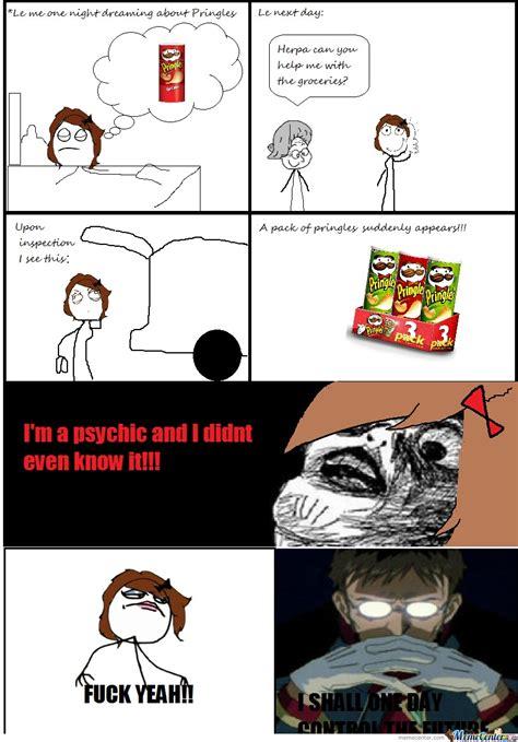 Psychic Meme - i am psychic by cmrod meme center