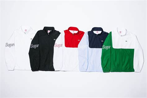 Beauty And The Beast 2017 Photos Lacoste X Supreme 2017 Spring Summer Collection Hypebeast