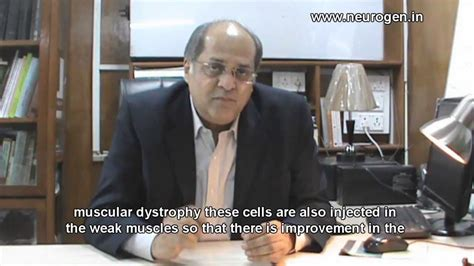 stem cell therapy  dr alok sharma youtube
