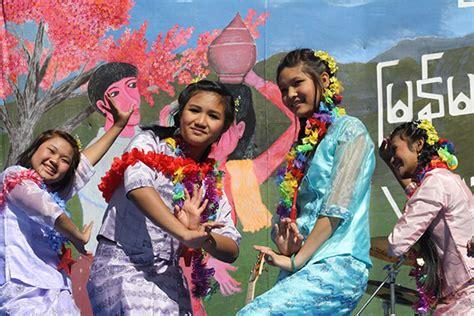 thingyan myanmar water festival
