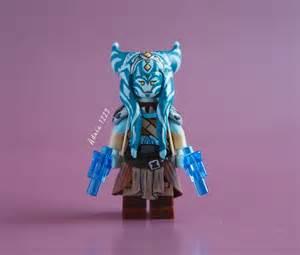 Custom LEGO Togruta