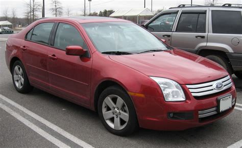 Ford Fusion 2006 by 2006 Ford Fusion Information And Photos Momentcar