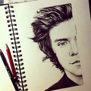 Harry Styles by dariemkova on DeviantArt