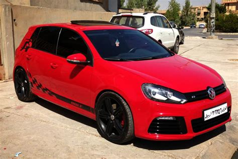 red volkswagen golf golf r32 red www pixshark com images galleries with a