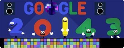 Neujahrstag Google Heute Doodle Onlinemarketing