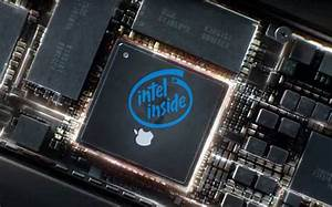 Intel inside the iPhone 8? Now, it is possible ...
