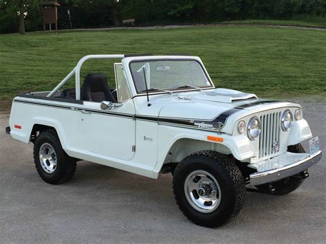 jeep commando hurst jeepster 2015 autos weblog