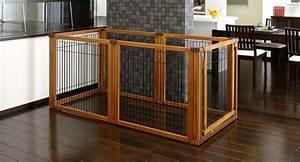 2015 top 5 best playpens for dogs top dog tips for Big dog kennels for inside