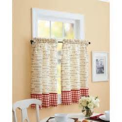 cafe kitchen curtains for an elegant kitchen