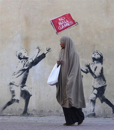 Banksy - London, posted by StreetArtNews | Street art ...
