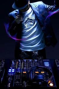 DJ and Mixer iPhone Wallpaper HD