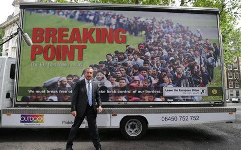 eu referendum george osborne compares ukip breaking