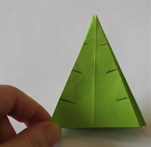 Sapin En Papier Plié : sapin de noel en papier kirigami la t l des kids ~ Melissatoandfro.com Idées de Décoration