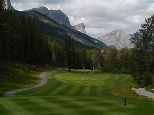 Stewart Creek Golf And Country Club  Canmore Canada