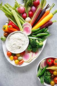 Crudit Platter With Tzatziki Sauce Lexi39s Clean Kitchen