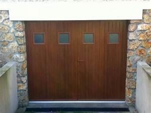 Porte De Garage 4 Vantaux : porte de garage 78 porte sectionnelle automatique ~ Dallasstarsshop.com Idées de Décoration