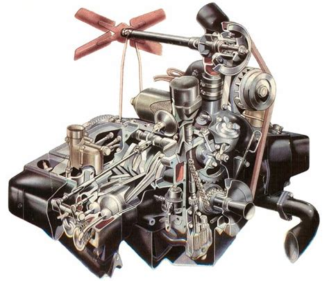 Camshaft Diagram For A Javelin by Mikealfrey