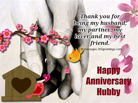 anniversary wishes  husband greetingscom