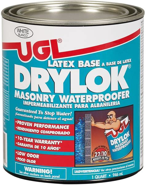 drylock basement floor sealer buy the ugl 27512 drylock masonry waterproofer