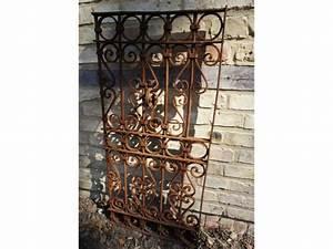 Gartentor Metall Gebraucht : gartentor tor gittert r gitter antik schmiedeeisen ebay ~ Watch28wear.com Haus und Dekorationen