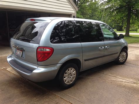Town Dodge Chrysler by 2006 Chrysler Town Country Overview Cargurus