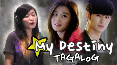 [tagalog] Gma 7's My Love From The Star Ostmy Destiny