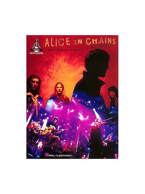 In Chains Angry Chair Unplugged by In Chains Sheet Books Scores Buy For