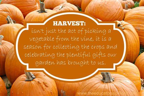 harvest preschool activities a social studies lesson 960 | Harvest2BQuote