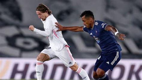 Real Madrid vs. Celta (2-0): ver goles, resumen y mejores ...