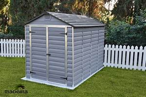 Cabane de jardin avec plancher Les cabanes de jardin