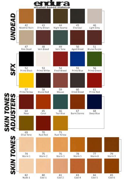 european endura undead colors