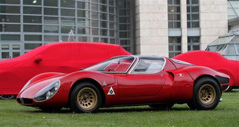 Alfa Romeo 33 Stradale For Sale by Power Cars Alfa Romeo 33 Stradale