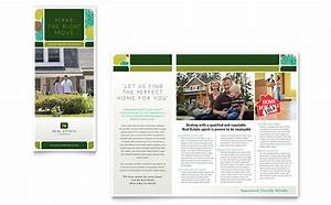 Real estate brochure template design for Real estate brochure examples