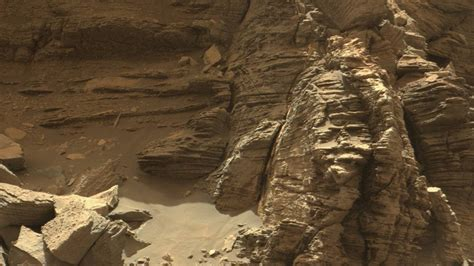 location bureau tours mars rover views spectacular layered rock formations