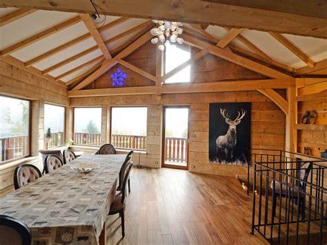 chalet luxe prest haut de gamme avec et sauna vue sur gerardmer lorraine 651003