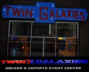 Twin Galaxies Arcade & eSports Event Centre | AUSRETROGAMER